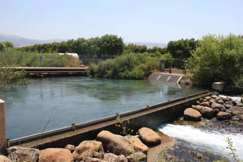 הטיה והסדרת הסכר
