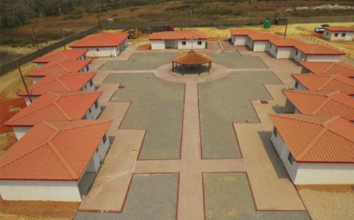 המרכז הקהילתי בשלבי בניה סופיים