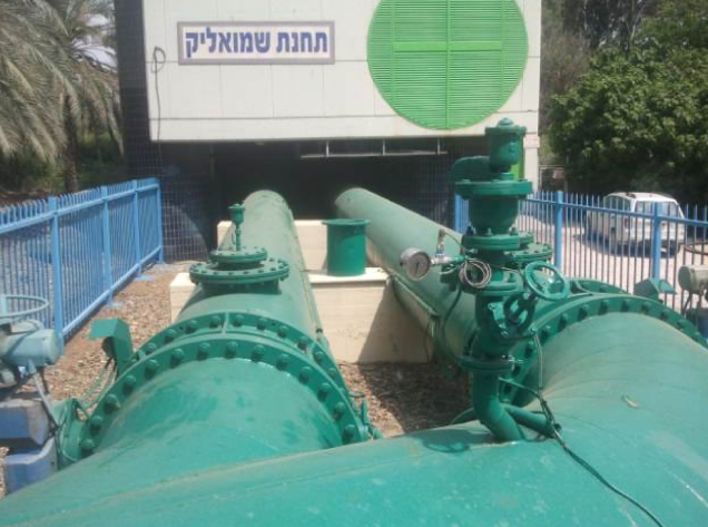 The Shmulik Plant - the existing power plant