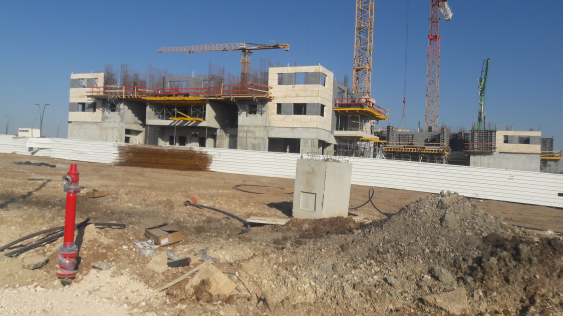 שלבי בנייה